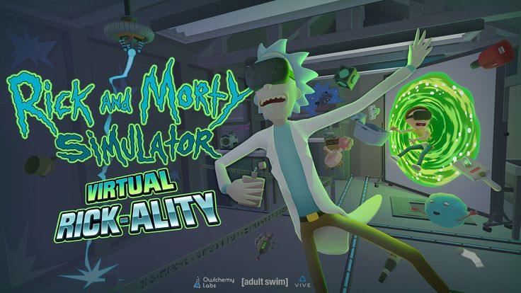 I recently got the chance to go hands-on with Rick and Morty Simulator…