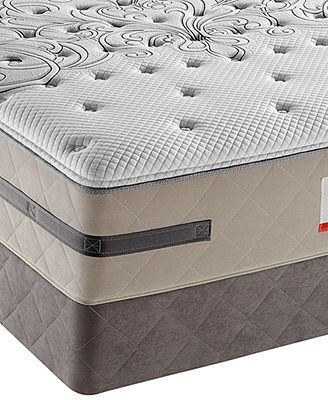 Sealy Posturepedic Hybrid Queen Mattress Set, Fulfillment Tight Top Cushion Firm