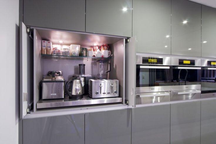 Amazing Contemporary Kitchen Remodel Design by Darren James Interior Photos
