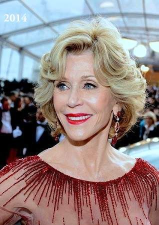 Jane Fonda Plastic Surgery Before And After Photos
