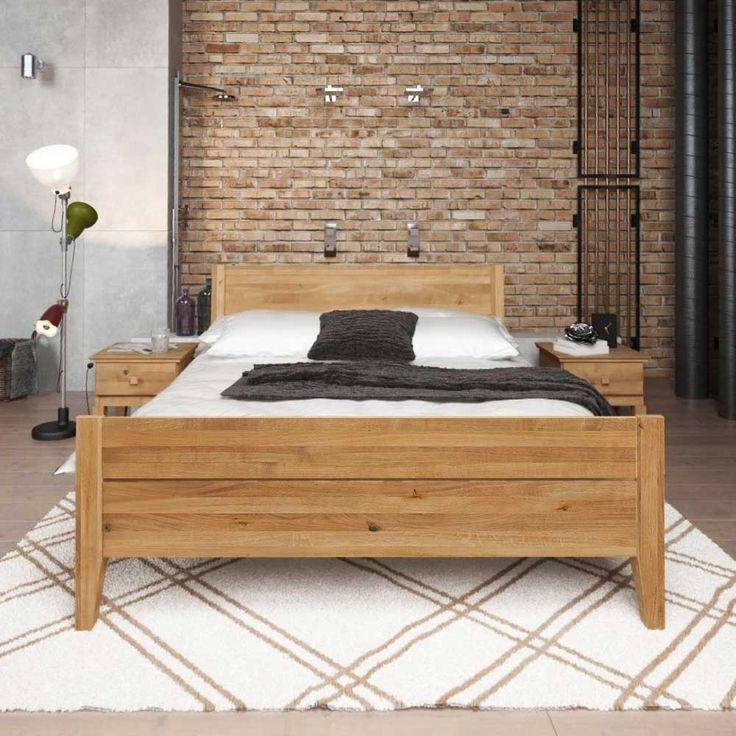 Best 20+ Echtholzbett ideas on Pinterest Holzbett-Designs - moderne betten schlafzimmer