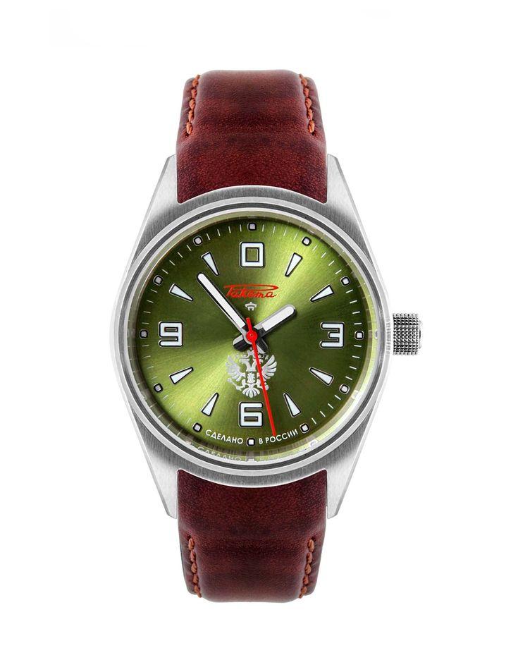 В нашем каталоге вы сможете выбрать и купить российские наручные часы известных коллекций.