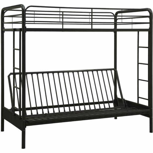 best 25+ futon bunk bed ideas on pinterest | dorm bunk beds, dorm