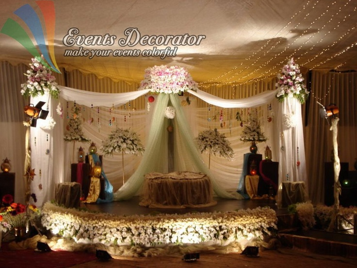 Make Your Events Colorful With Events decorator =)