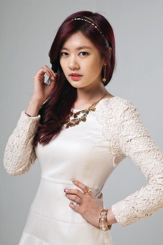 Jung So Min 정서민 - ur.16.03.1989r. / 165cm / Playfull Kiss, Big Man