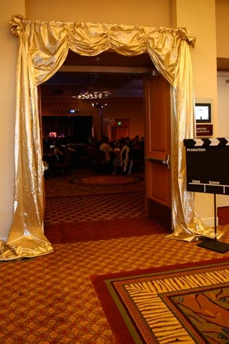 From Kim W. - door entry?  Circus Theme Decor Event Gallery Portland Event Rentals Peter | Best Home Decorators