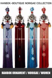 hanbok ornament, hanbok accessories, norigae