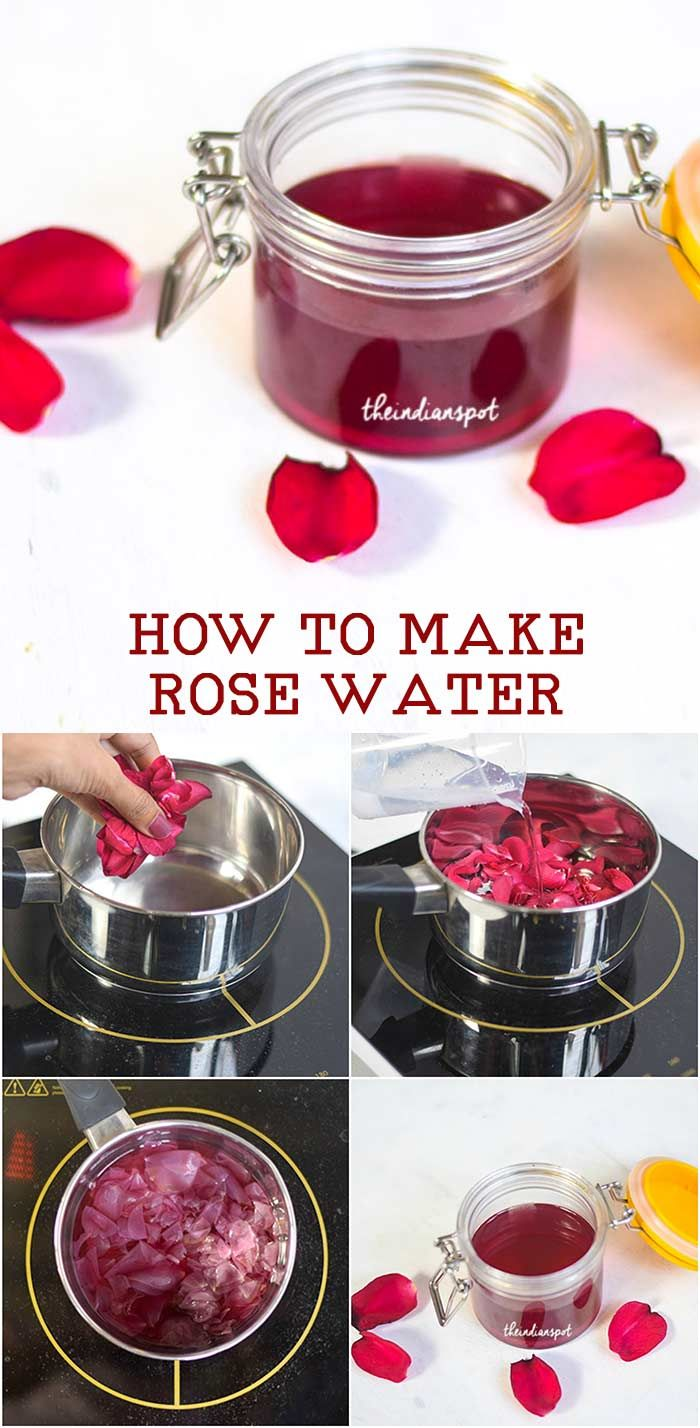 How to make rose water at home ,  Catdaddyy Graham