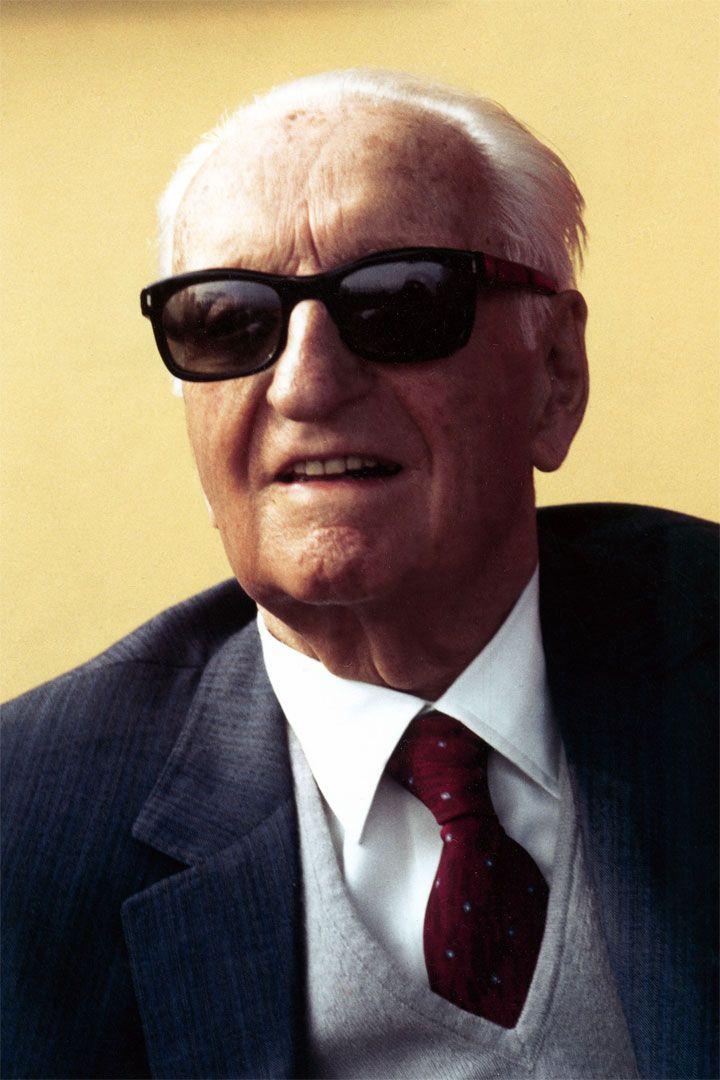 Enzo Ferrari Founder of Ferrari