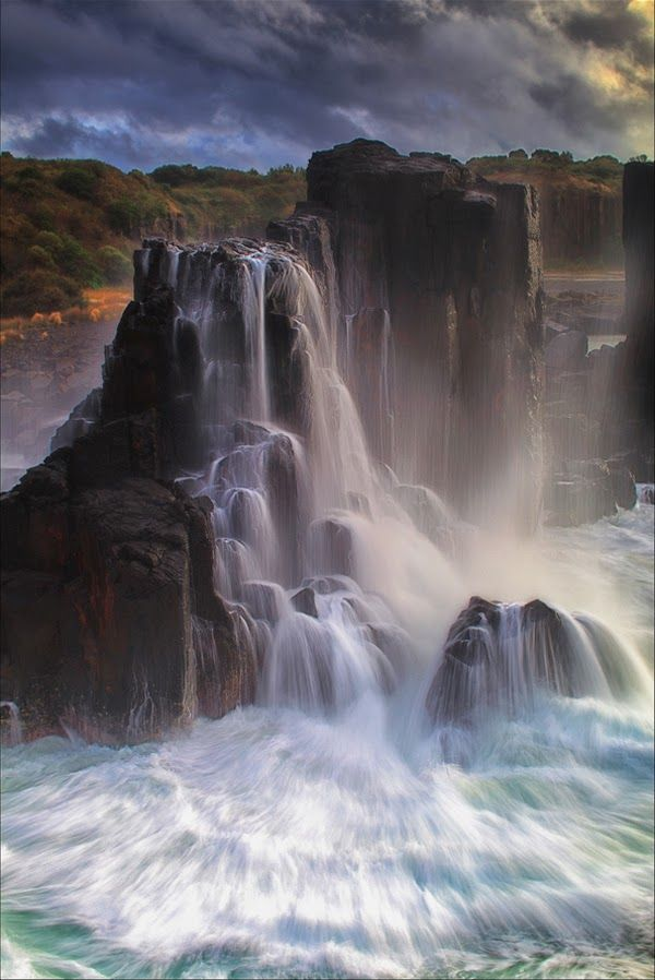 Boneyard Falls, New South Wales Australia
