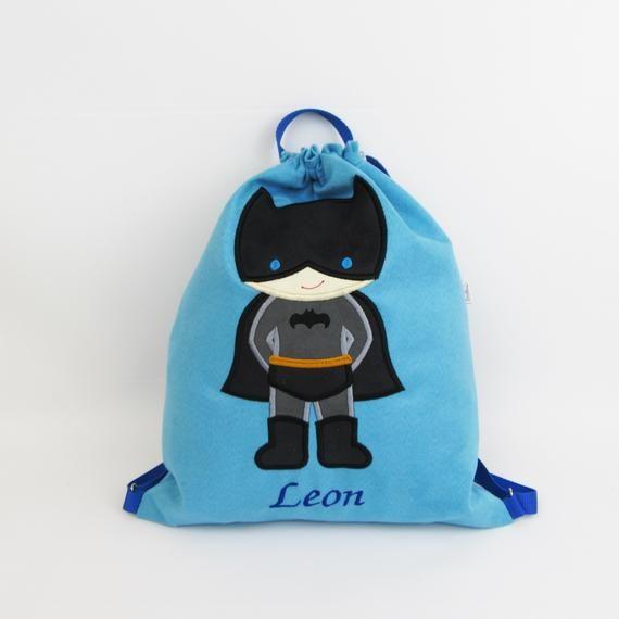 Plecak Z Batmanem Worek Batman Plecak Przedszkolaka Plecak Z Imieniem Worek Na Buty Personalizowany Prezent Personalizowany Plecak Baby Gifts Bags Etsy