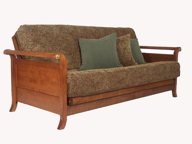 Package Includes Hardwood Futon Frame Mattress Solid Collection Cover Optional Set Of 2