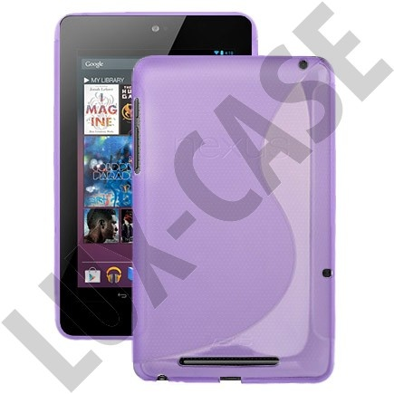 Lilla ASUS Google Nexus 7 Cover