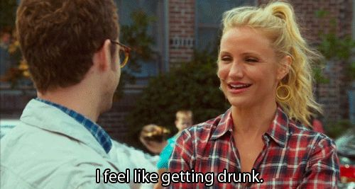And you find any excuse to cherish the cheap drink specials while you still can. | 21 Sure Signs You're A College Senior