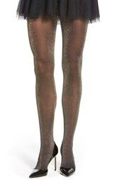 Hue Metallic Tights available at Nordstrom.
