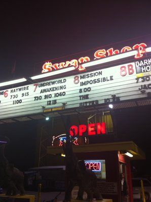 Swap Shop, drive in theater - Fort Lauderdale, FL