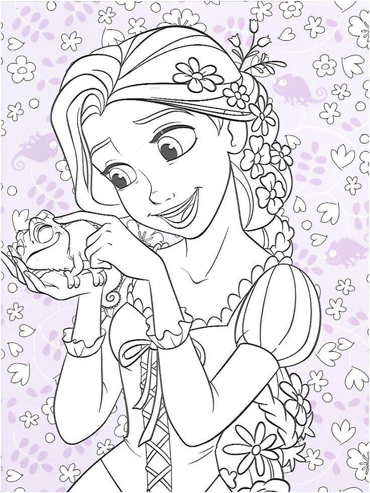 Les 230 meilleures images du tableau coloriage raiponce Coloriage princesse à imprimer en 2020 ...