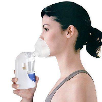 超音波ネブライザー MY-520  吸入治療  子供にも、お年寄りにも適用