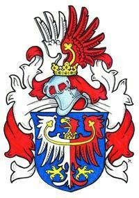 Wappen derer von Kolowrat Krakowsky / Coat of Arms of The Family Kolowrat Krakowsky / Armas de la Familia de Kolowrat Krakowsky