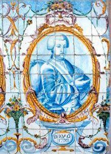 A 23 de Set. de 1822 a Assemb.Constituinte aprova a 1ª Constituição Portuguesa, após a Revolução Liberal de 1820. Será jurada a 1 de Outubro, pelo rei D. João VI - o Clemente (1767-1826). Ao jurar a Constituição Liberal, D. João VI desencadeia revoltas absolutistas sustentadas pelo príncipe D. Miguel (1802-1866), a Vila-Francada (1823) e a Abrilada (1824). a prisão da rainha D. Carlota Joaquina (1775-1830) em Queluz e o exílio do filho, o futuro D. Pedro IV,  o Libertador (1798-1834), em…