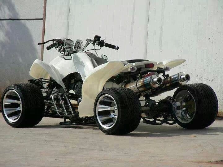 Cool Four Wheelers : My type of wheeler this is definitely not for mudding