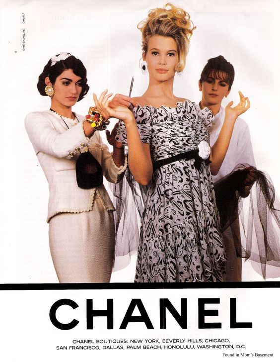Chanel Fashion Vintage & More details