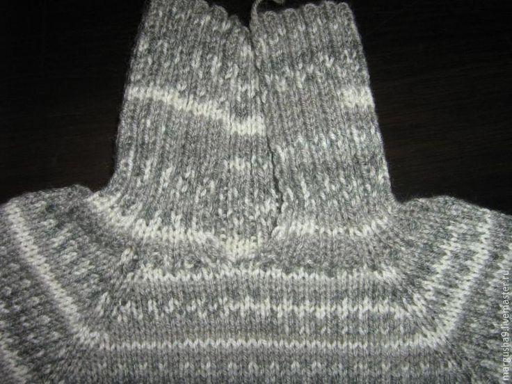 Как вязать свитер с рукавами реглан сверху вниз - Ярмарка Мастеров - ручная работа, handmade