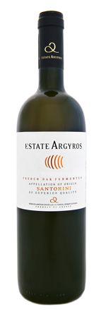 Estate Argyros Oak-Fermented
