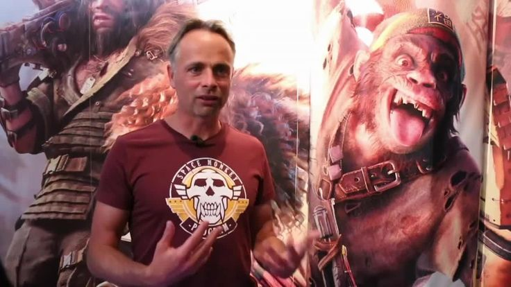 Michel Ancel is a man that one may not know the name of, but many will certainly recognize his work. The French game developer, primarily known as the creator of the Rayman series, has brought a unique personality and charm to the world of video games.