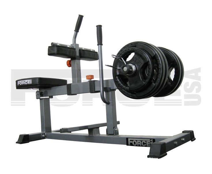 yukon fitness seated calf machine