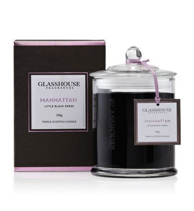 Glasshouse Candle - Manhattan