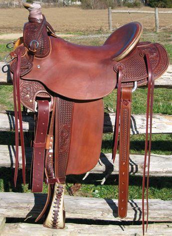 Roping Saddles, Roping Saddle, Roper Saddle, Roper Saddles