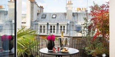 #terrasse #petitdejeuner #terrace #breakfast