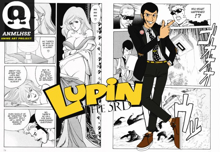lupin the third - Google Search