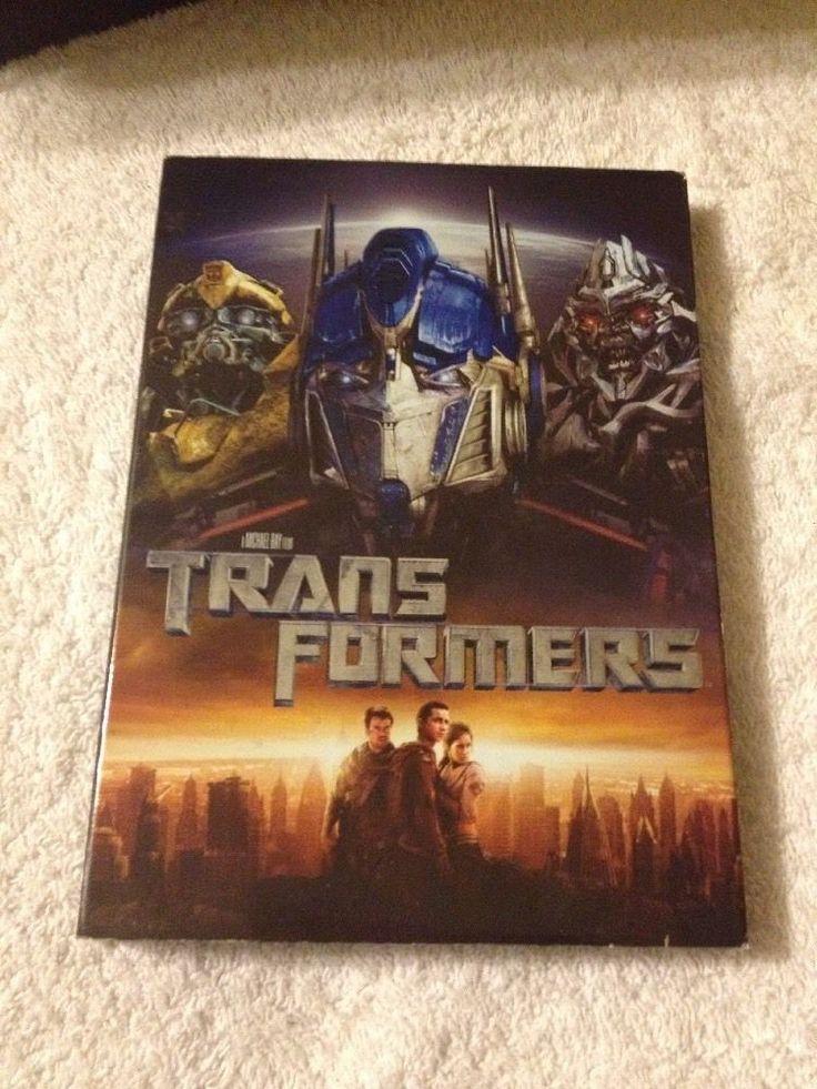 Transformers DVD Movie | eBay