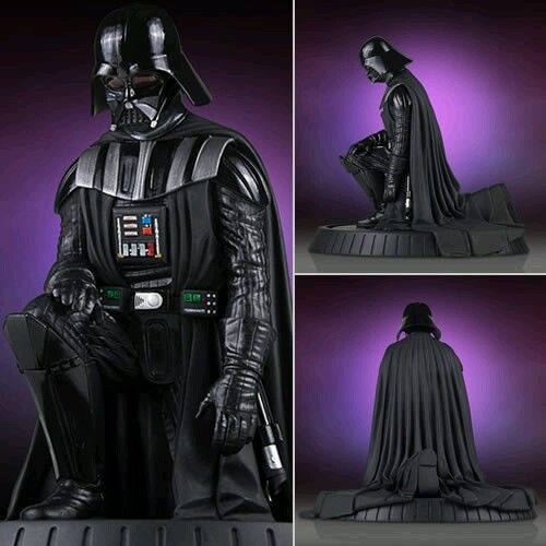 DARTH VADER Collector's Gallery Statue Gentle Giant 1:8 Scale Limited New 2017