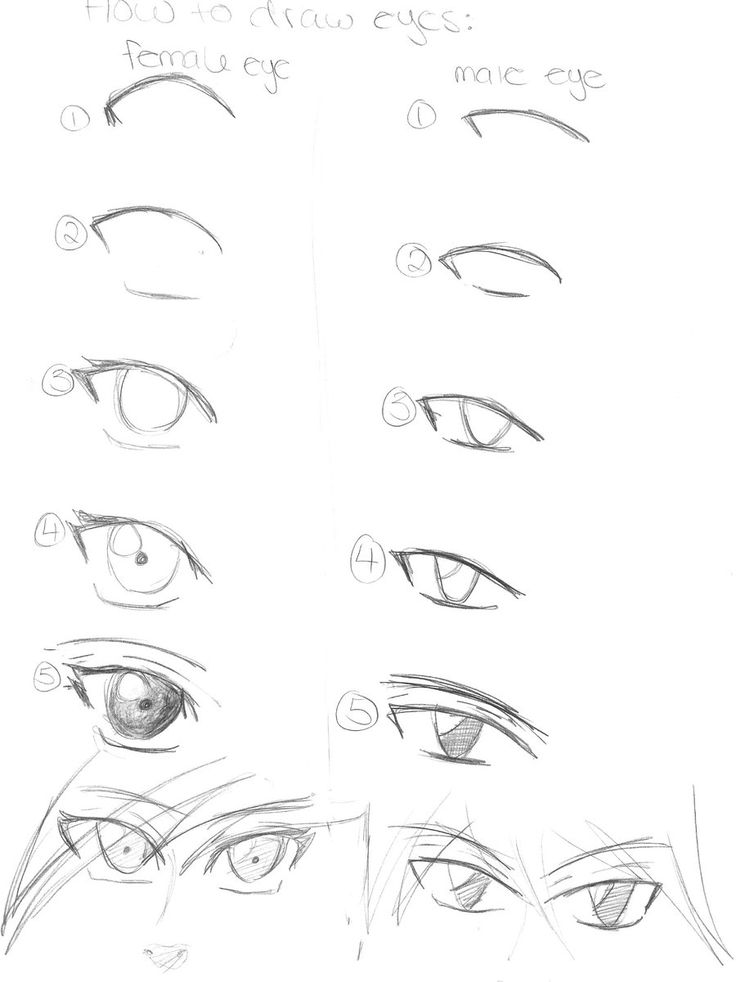 83 best how to draw anime images on pinterest drawing tips draw how to draw anime how to draw animemanga eyes by xxhot ccuart Gallery