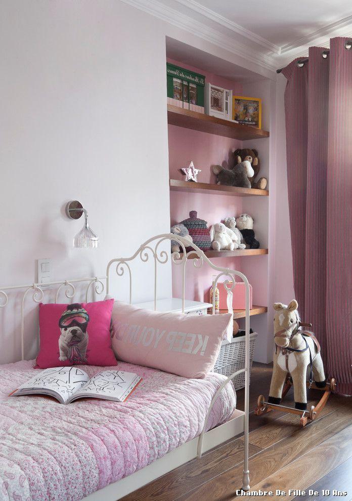 chambre filles 10 ans | Chambre Fille 10 Ans – Chaios.com | chambre ...