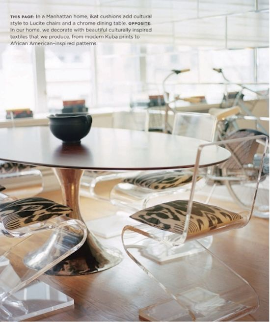 258 best my love of lucite images on pinterest for Lucite kitchen table