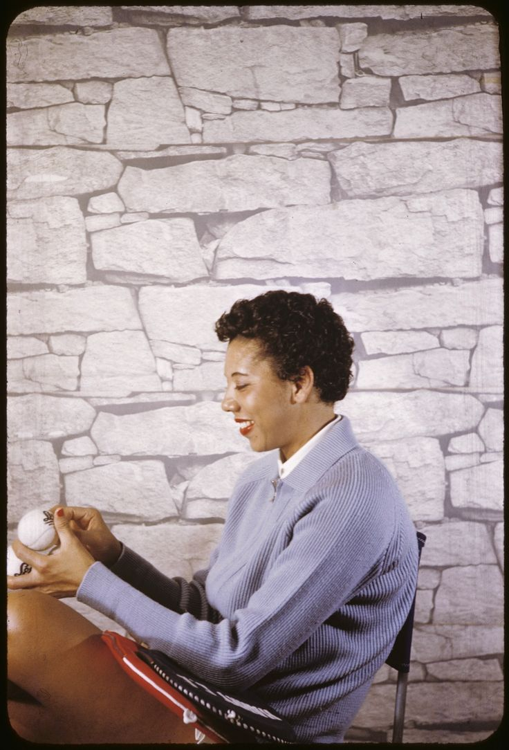 191 best Althea Gibson images on Pinterest