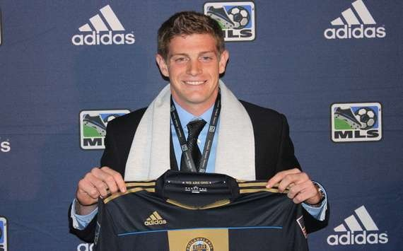 Zac MacMath, Philadelphia Union, MLS SuperDraft 2011 (Evans)