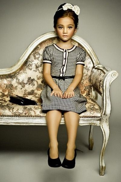 #children #fashion #girls. Great kids fashion. How to make your kids look the part... Yes, I have an appointment
