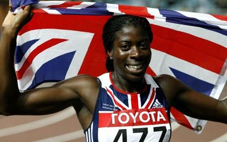 photos of olympicwinners 2012  Christine Ohuruogu