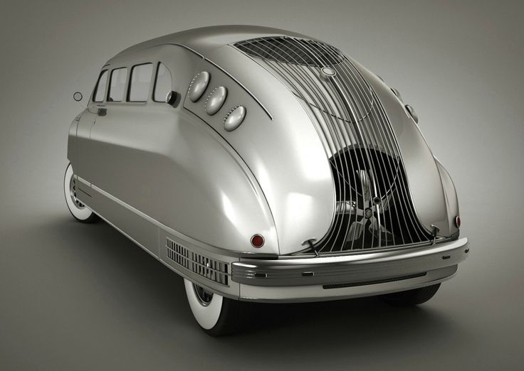 Art Deco Car