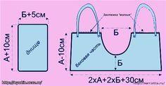 Traduzido pelo google     bolsa de transporte   Você vai precisar de:   • 2 tipos de tecido de base - e de revestimento. Bolsa costurar me...