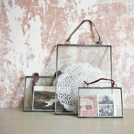 Cornice Kiko grigia L - Nkuku, UK / Shoppable