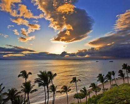 マウイ島のハレアカラのサンセットは絶景!!