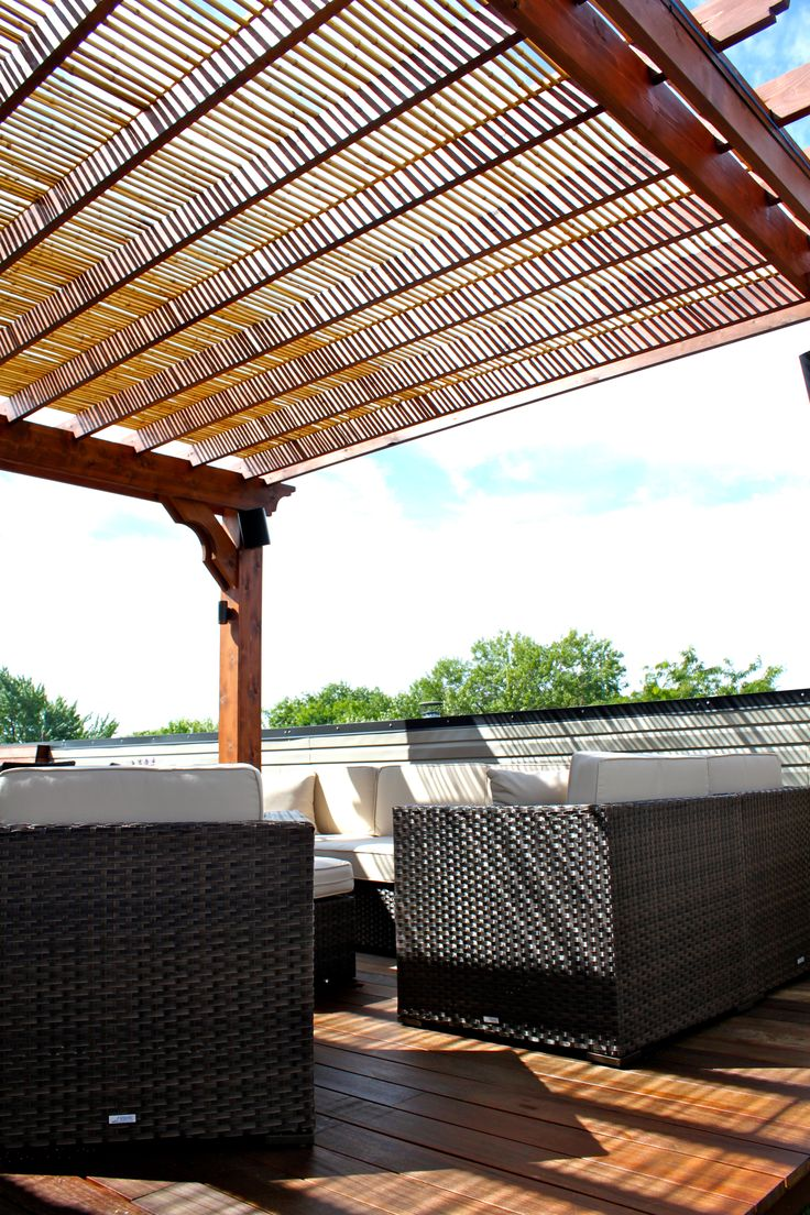 Chicagoroofdeck Com Roof Deck Amp Pergola In Chicago
