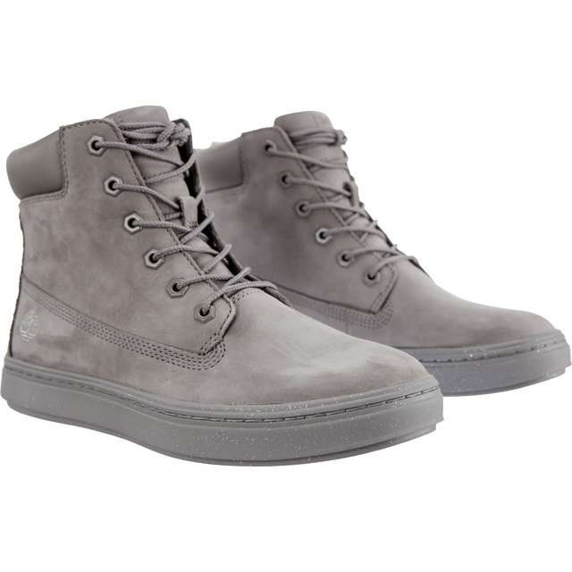 Botki Damskie Timberland Timberland Szare Londyn 6 Inch Steeple Grey Timberland Boots Timberland Top Sneakers