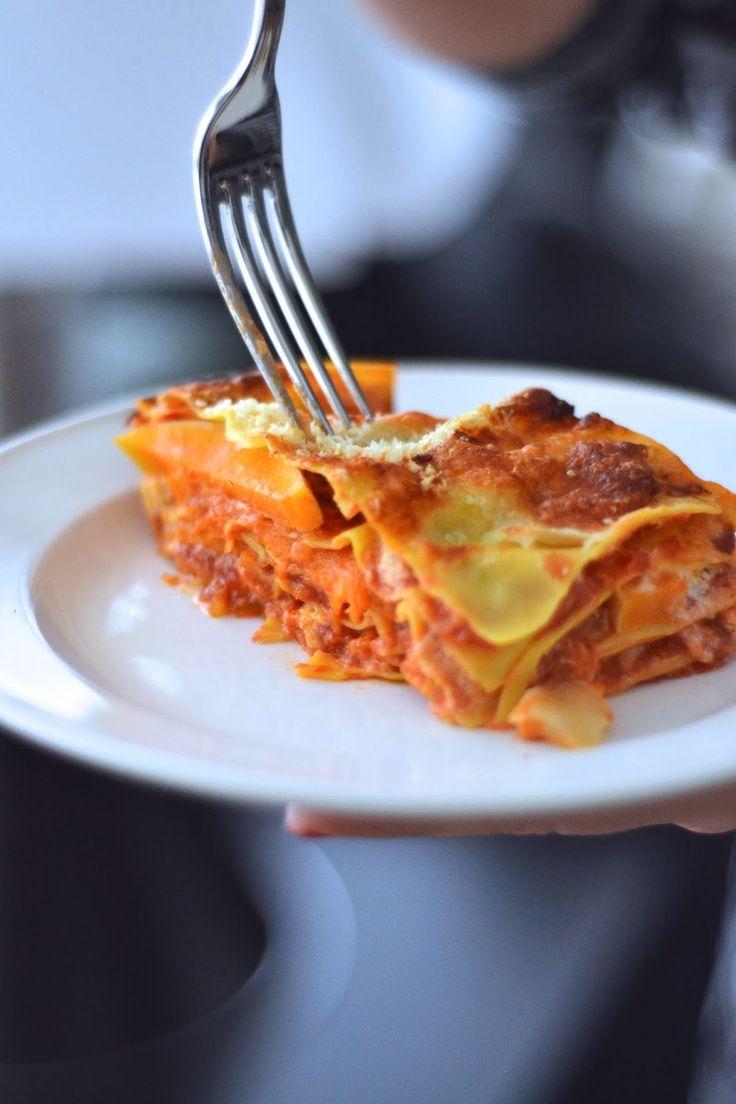 Simple comme une lasagne végétarienne
